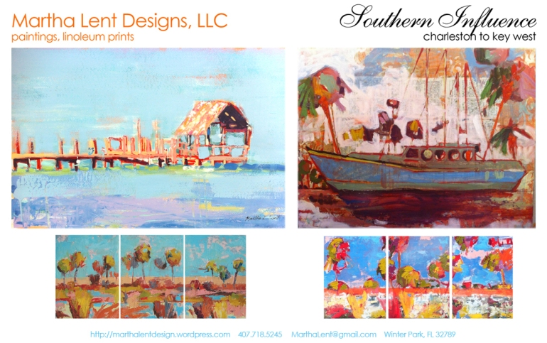 Lent Southern Influence postcard3