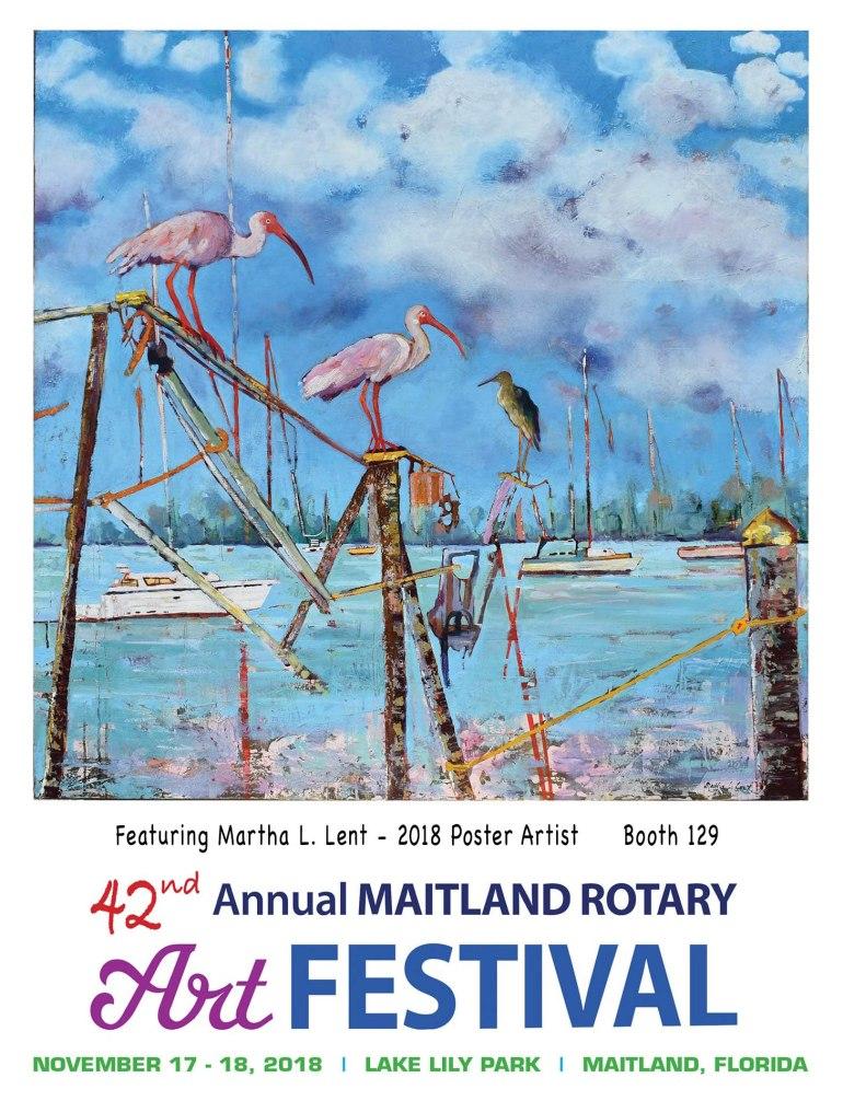 Lent Maitland Poster